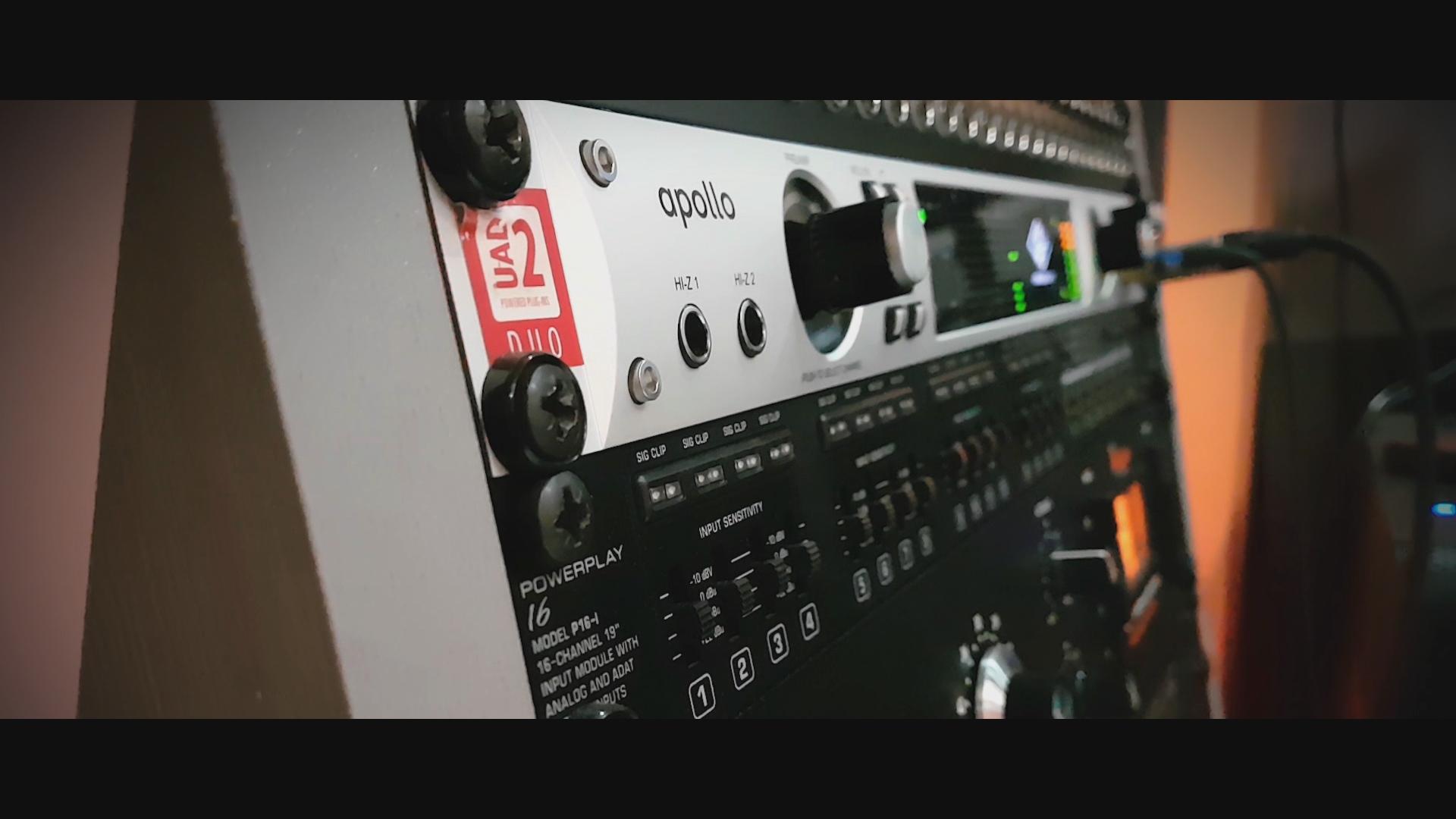 Estudio 808 - Control
