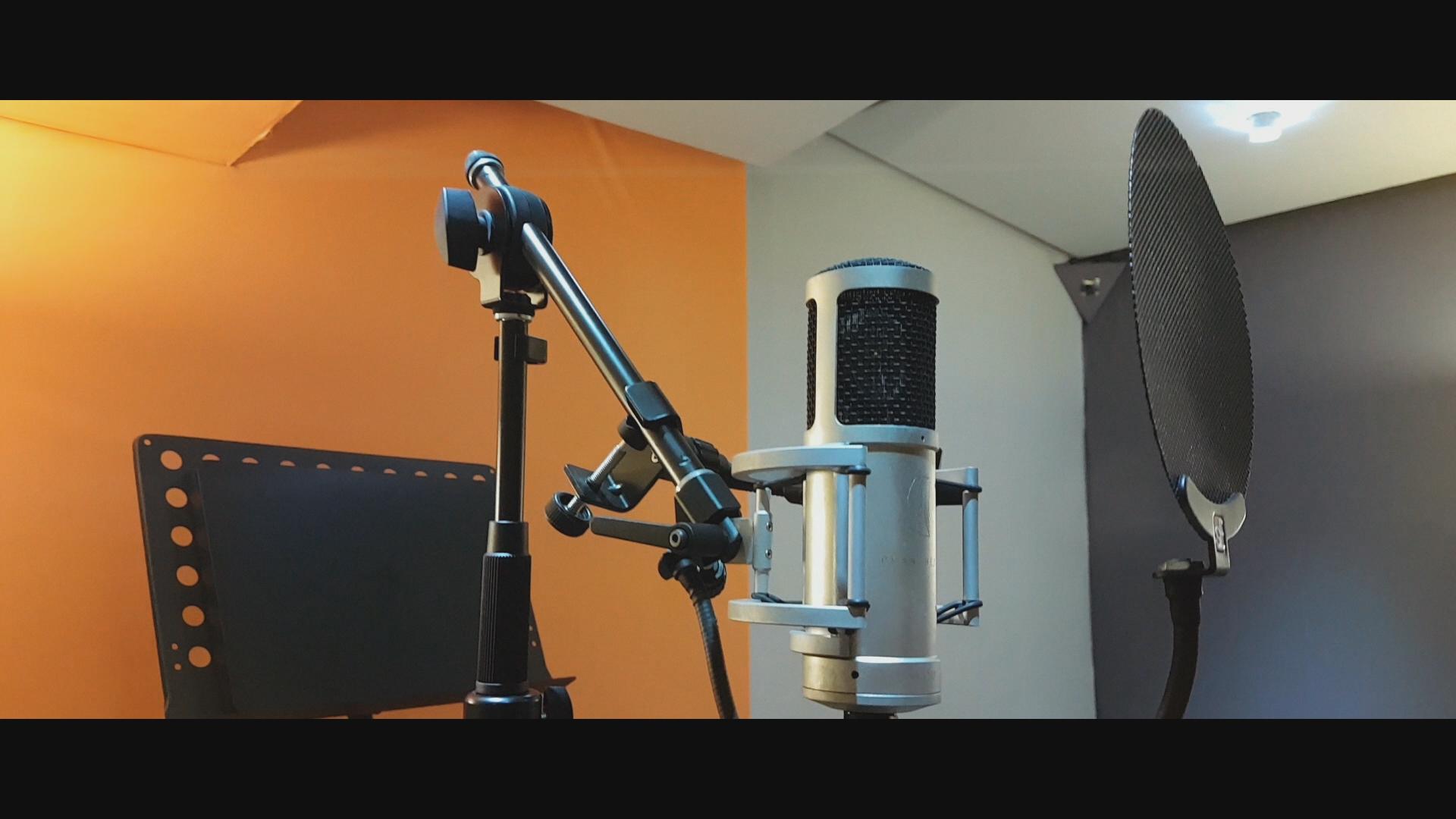 Estudio 808 - Sala de grabación